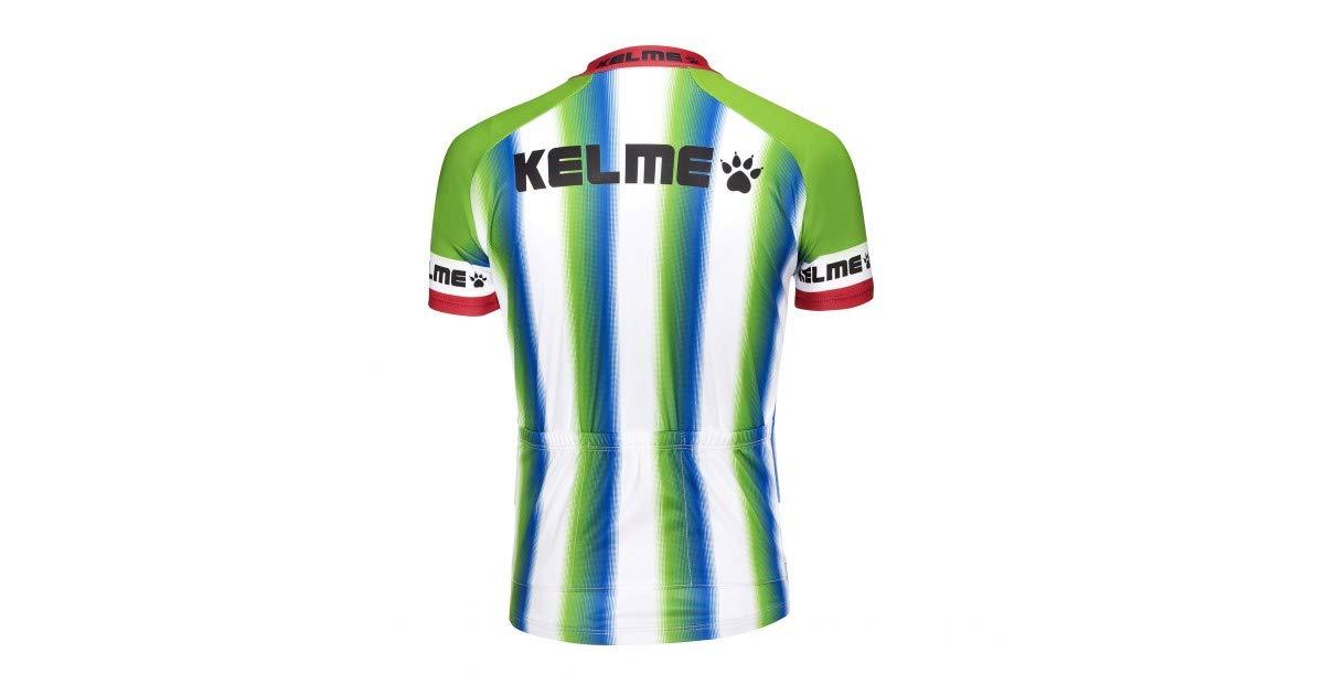 KELME Maillot Ciclismo 90s: Amazon.es: Deportes y aire libre