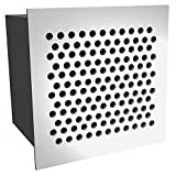 Security Grille,Perforated,12x12