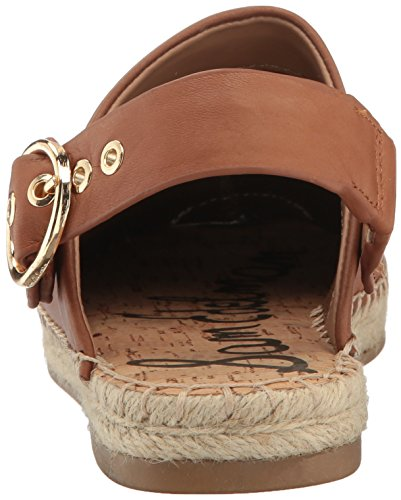 Sam Edelman Womens Jazzy Mule Saddle Leather