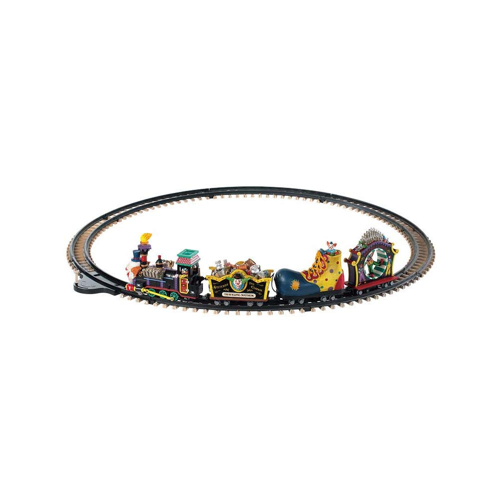 Lemax ''Crazy Clown Express Train Set by Lemax