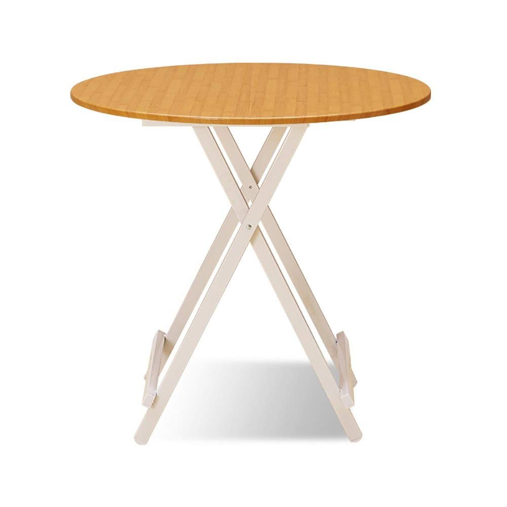- Folding Table With Small Wooden Folding Table - Kitchen And Dining