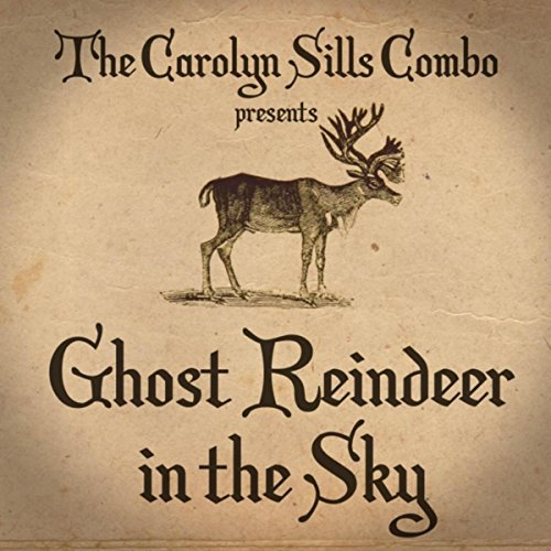 Ghost Reindeer in the Sky