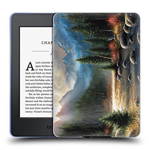 Official Chuck Black The Calling Landscape Soft Gel Case for Amazon Kindle Paperwhite 3