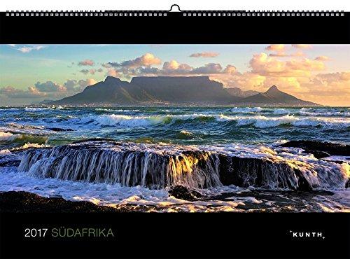 2017 Südafrika: KUNTH-Kalender (KUNTH Wandkalender Black Edition)