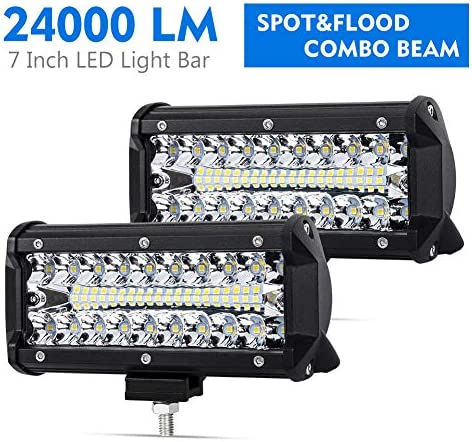 Liteway Triple Driving Lights Waterproof