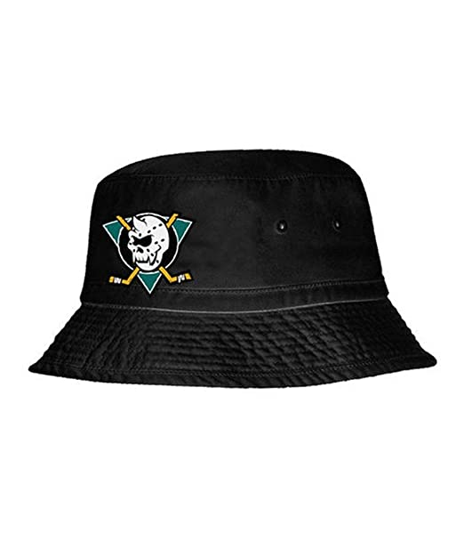 Mishka Mens The Slapshot Patch Bucket Hat Black One Size at Amazon ... e7d893ffc84