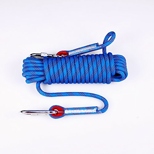 10M Rock Climbing Rope(blue) - 6