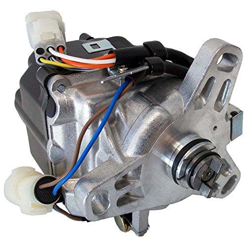 Crx Ignition - Ignition Distributor for Honda Civic CRX 1.5L fits TD-01U / TD01U