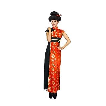 Sea Hare Traje de fantasía chino traje de geisha: Amazon.es ...