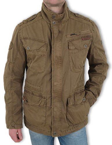 camel active Fieldjacket, Fb. khakibraun, Gr. 102: