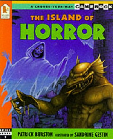 House Of Horror Gamebook