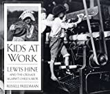 Kids at Work, Russell Freedman, 0395587034