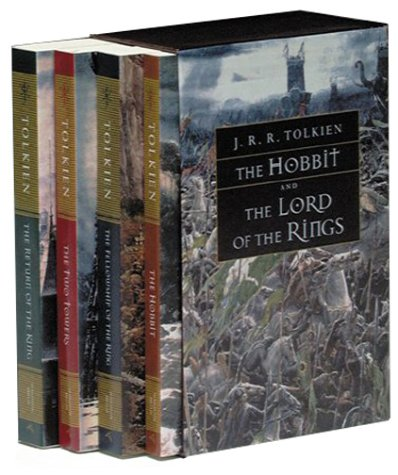 The Hobbit and The Lord of the Rings - Book  of the Middle-earth Universe