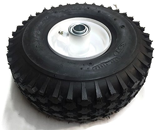 2 Pack Fits Snapper Mower Wheels Front Assembly 7052268 7052267 7050618 (R8278)