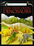Dinosaurs Cut-Out Model, Iain Ashman, 0746013205