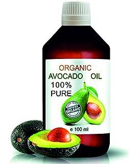 Aceite Ecológico Aguacate 100 ml Comercio Justo 100% Natural Prensado en Frio