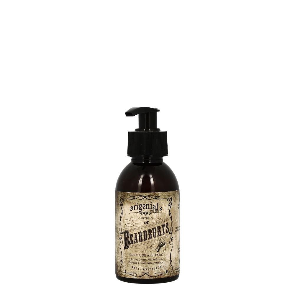 Beardbury's Anti-Irritation Shaving Cream 150ml Beardbury' s