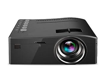 BXCGDICD Mini Proyector 1080P HD Entertainment Proyector De ...