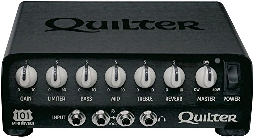 Quilter 101 Reverb 50W Guitar Amplifier Head by Quilter