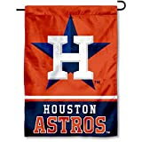 : WinCraft Houston Astros Double Sided Garden Flag