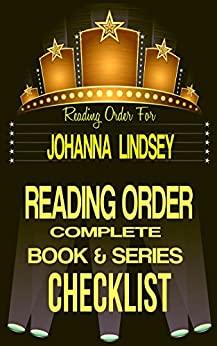 Johanna lindsey books in reading order