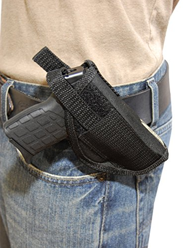 Barsony New Concealment Cross Draw Gun Holster for Colt Defender Right (Best Cross Draw Concealment Holster)