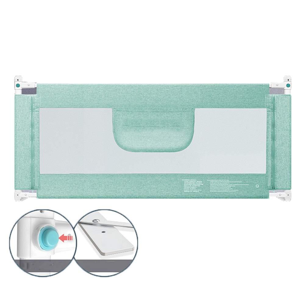 ベッドフェンス 幼児/赤ん坊/子供のための反落下の特別に高いベッドのガードレール、縦の持ち上がるベッドのガードの安全保護の監視 (Size : 1.5m) 1.5m  B07TH8BFDD