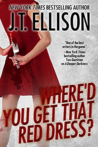 book cover of Where\'d You Get That Red Dress?