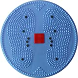 ACS Mat Acupressure Twister Big Disc Pyramid & Magnetic Treatment Therapy (Blue)