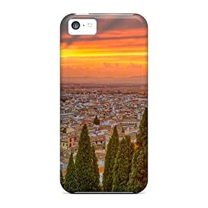 Perfect Architecture View Cases Covers Skin For Iphone 5c Phone Cases