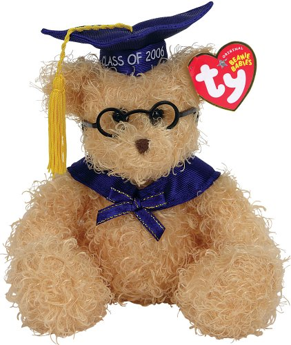 Ty Honors - Graduation Bear 2006 (Honor Teddy Bear)