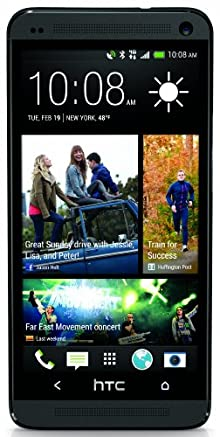 HTC One M7 32GB Black