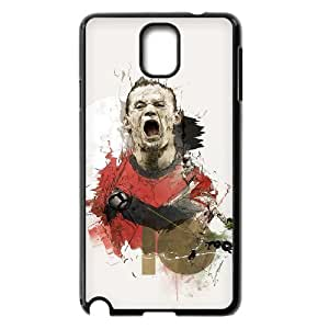 TOSOUL Wayne Rooney Phone Case For Samsung Galaxy note 3 N9000 [Pattern-5]