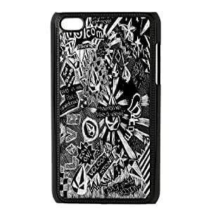 Ipod Touch 4 Phone Case Volcom F5I8243