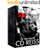 Control Burn Resist - Books 4-6: Submission Series Bundle #2 (The Submission Box Set)
