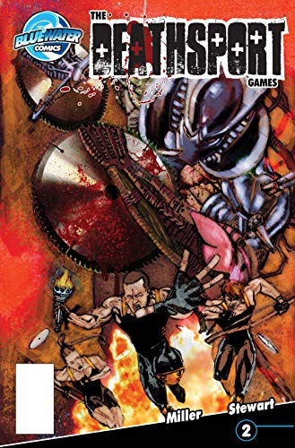 Roger Corman Presents: The Deathsport Games: Miller, Mark L.