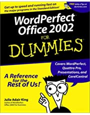 WordPerfect Office 2002 For Dummies