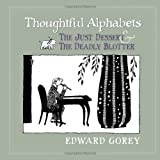 Thoughtful Alphabets, Edward Gorey, 0764963368