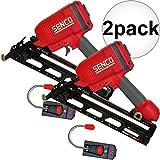 Senco FinishPro 42XP 2-1/2'' Angled Finish Nailer 2-Pack