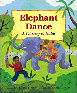 Image result for elephant dance book