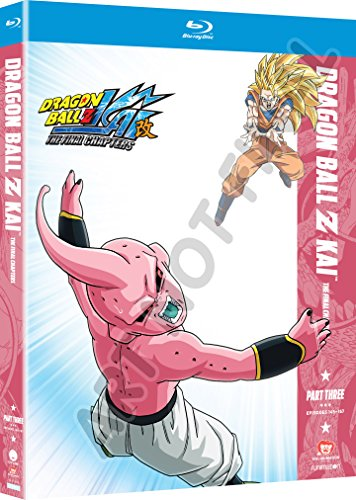 Dragon Ball Z Kai: Final Chapters Part Three [Blu-ray]