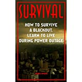 Survival: How To Survive A Blackout Learn To Live During Power Outage: (Preppers Guide, Survive a Collapse) (Emergency Ready Guide, Survival Tactics)