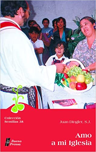 Téléchargements de livres électroniques en ligne Amo a Mi Iglesia: I Love My Church (Coleccion Semillas) (English and Spanish Edition) en français PDF ePub iBook 0814641504
