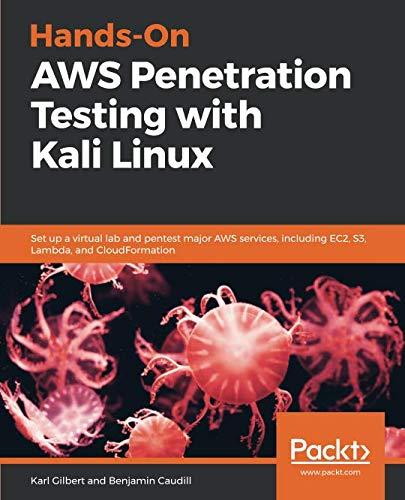 aws penetration testing tools