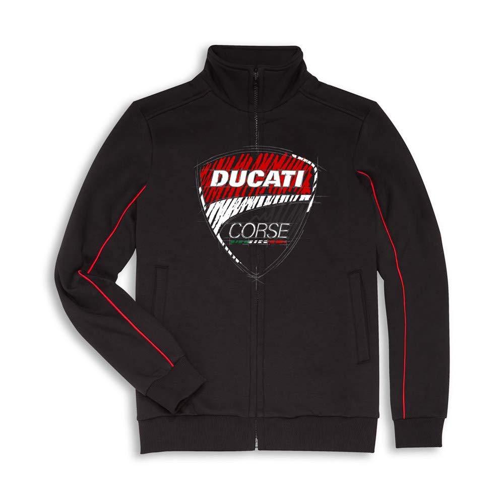 Ducati Corse Sketch Sweatshirt - Size Medium