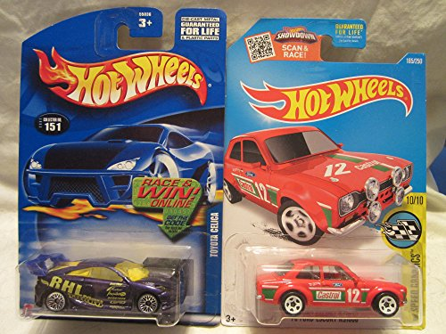 Hot Wheels HW Speed Graphics '70 Ford Escort RS1600 10/10 &
