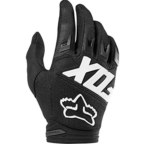 Fox Racing 2019 Youth Dirtpaw Race Gloves Black Small
