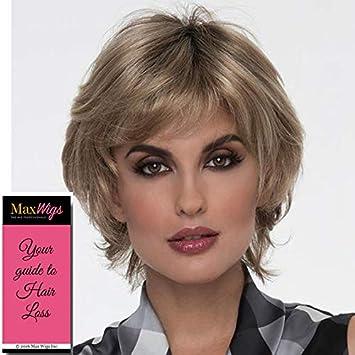 Amazon.com : Tamara Wig Color 56 MEDIUM GREY - Envy Wigs 6 ...