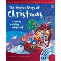 Collins Musicals – The Twelve Days of Christmas: A dastardly dazzling musical