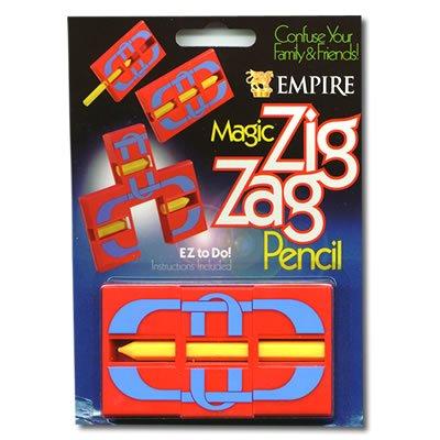 Loftus International Empire Magic Zig Zag Pencil Trick